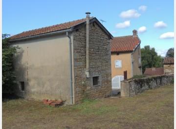 a curious village property