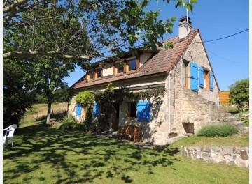 Ravissante maison de campagne à 25 mn de Cluny